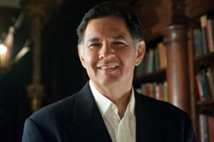 Dr. Eduardo Pagan of History Detectives