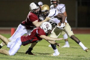 Football: DV vs Boulder Creek