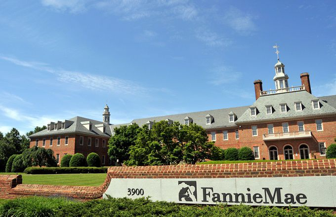 Fannie Mae offers government-backed loans to more than a quarter of mortgage applicants nationwide