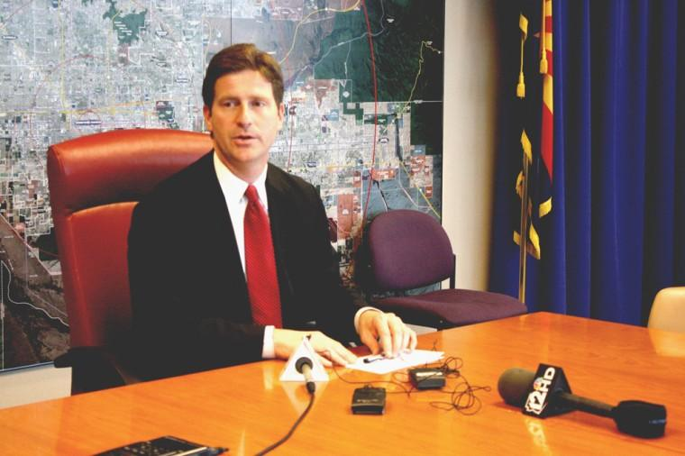 Stanton brings transparency to city government