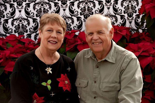 Gary and Sharon Pettersen