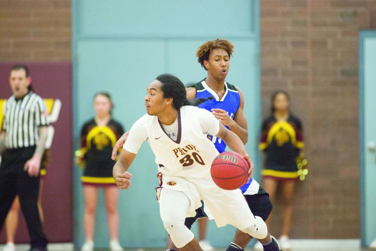 Basketball: Mtn. Pointe vs Chandler