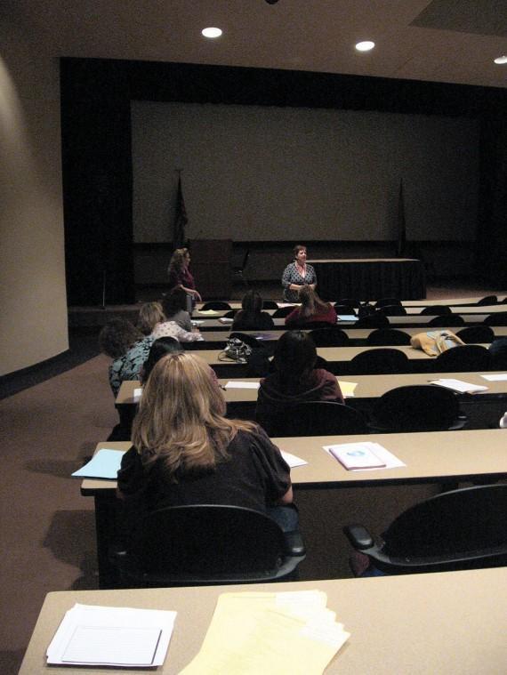 Arizona Science Teacher Association conference