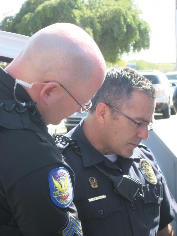 Patrol cops
