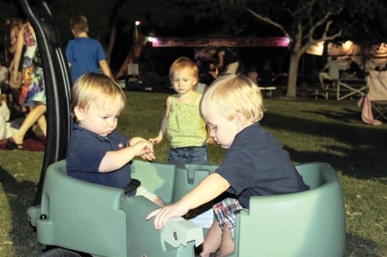 Tukee Fest Rockin' in the Park