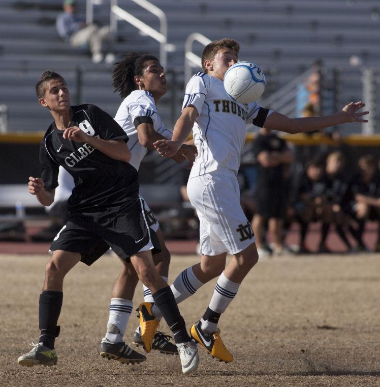 Soccer: DV vs Gilbert