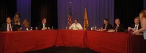 GOP gubernatorial debate