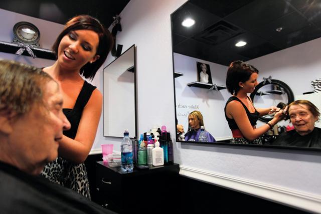 Local 19-year-old opens Ahwatukee hair salon