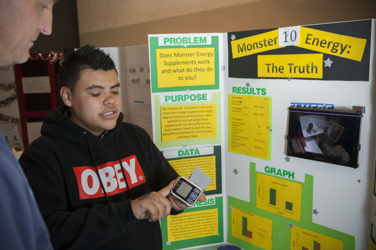 Sonoran Science Academy Science Fair