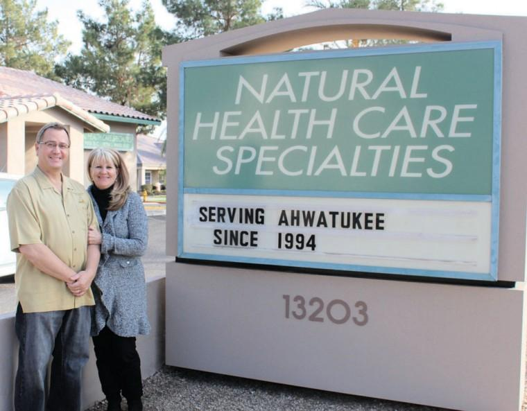 Natural Healthcare Specialties
