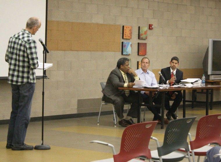Phoenix budget hearing