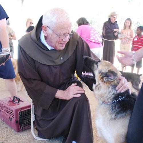 Animal blessings
