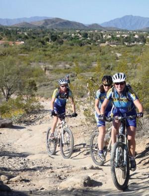 Team LUNA Chix offers mountain-biking clinic