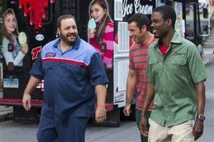 Adam Sandler;Chris Rock;Kevin James