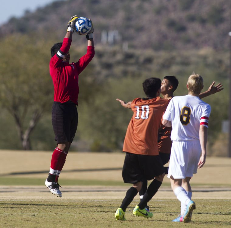 Soccer: MP vs Copper Canyon
