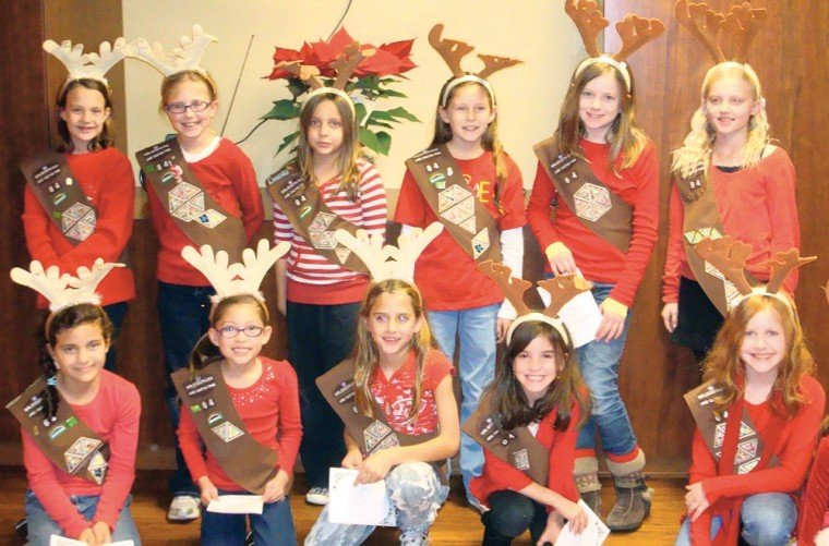 Brownie Troop 64