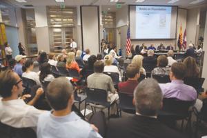 Water Flouridation Meeting