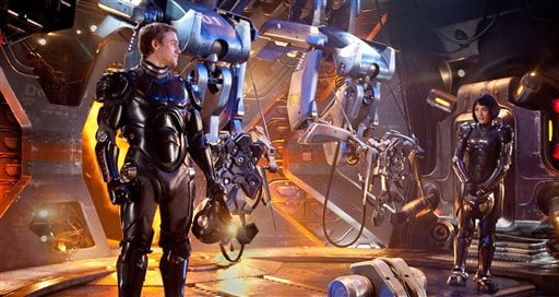 Film Review Pacific Rim