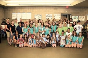 Ahwatukee Girl Scouts host recruitment rally