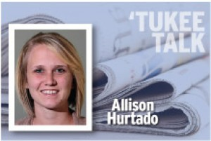Tukee Talk Allison Hurtado