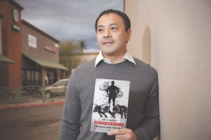 Author Tim Nguyen