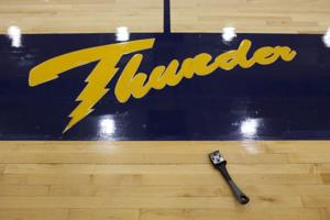 Thunder Recovers from Storm