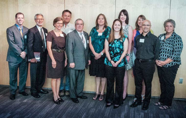 CGCC RECOGNIZES TEAL & SILVER AWARD RECIPIENTS