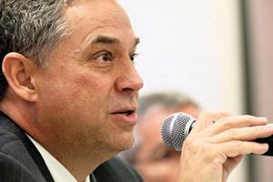 Steve Adolph resigns