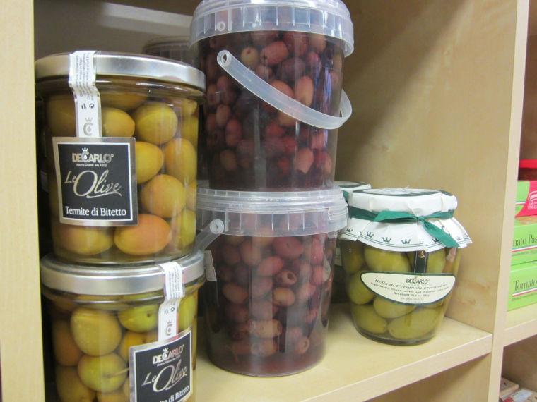 Italian grocer