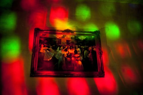 8 p.m. - The Dance