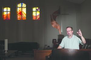 Rev. Mike Kerr-Osman