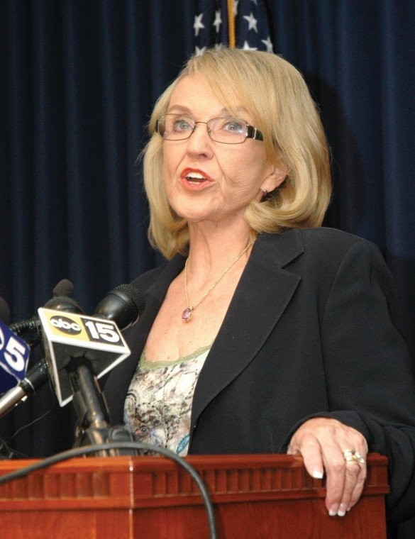 Gov. Jan Brewer on immigration