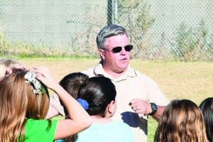 Matt Mixer named P.E. Teacher of the Year
