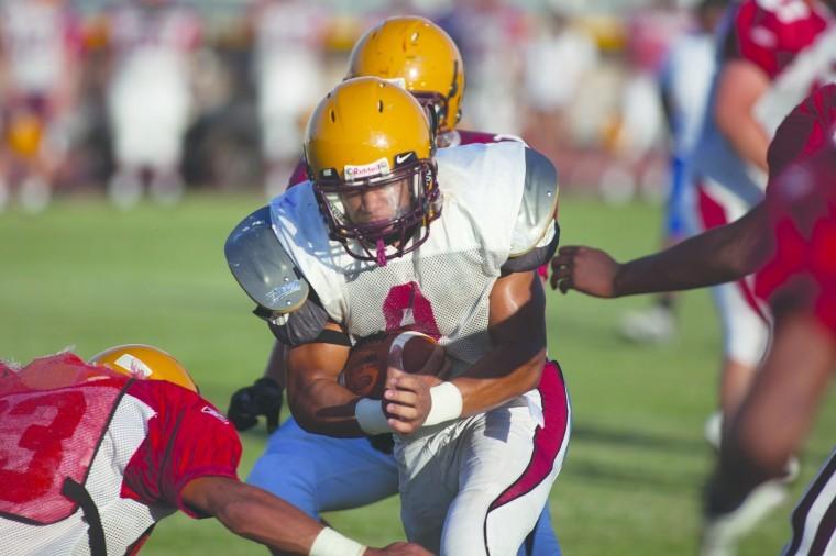 MP Varsity Football