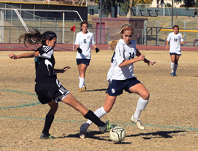 DV girls upended in Diablo tourney final