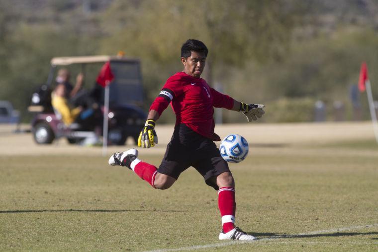 Soccer: MP vs Copper Canyon