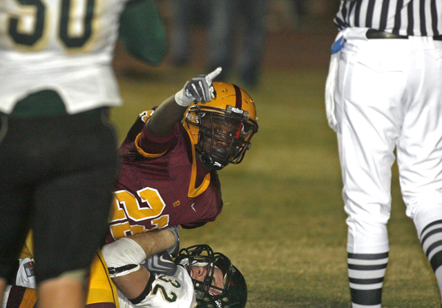 Mountain Pointe has a shot at a state championship