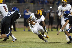Football: MP vs Chandler