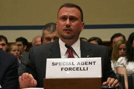 ATF Special Agent Peter Forcelli