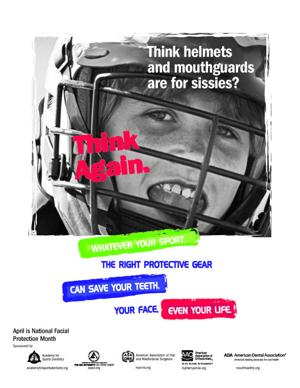 National Facial Protection Month