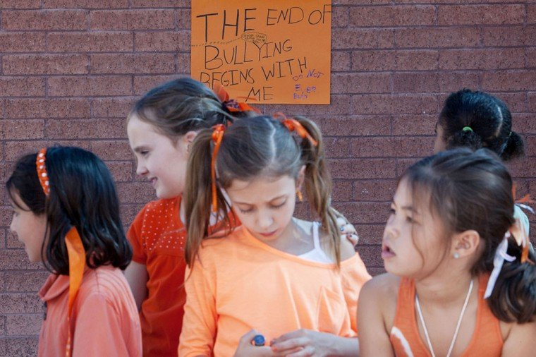 Anti-Bullying Awareness at Colina
