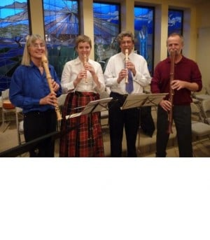 "The ""Recorder Quartet"