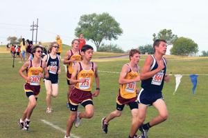 Cross Country: Conley -- Teamwork a priority for MP girls, boys