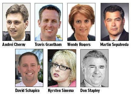CD 9 Candidates