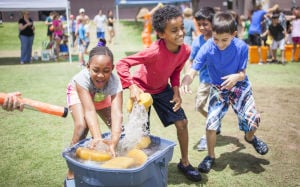 Water Day at HCLC