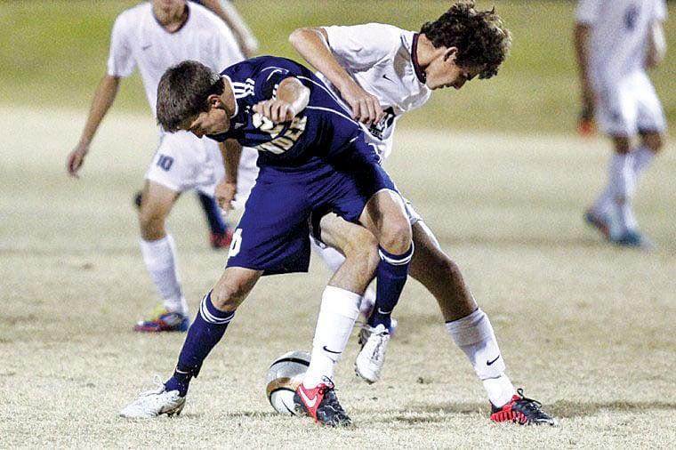 Desert Vista boys soccer