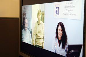 UA telemedicine helps address needs of rural Arizona