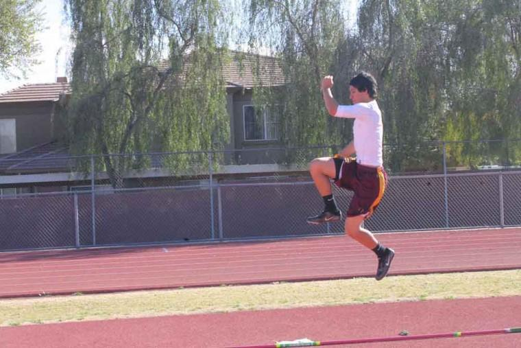 Mountain Pointe track