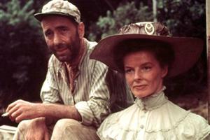 Katharine Hepburn, Humphrey Bogart