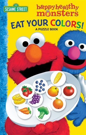 Picture Books-Junk Food
